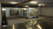 Projektbild zu Neuinstallation einer HF-Kabine mit magn. Abschirmung